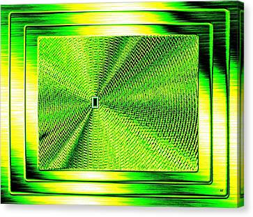 Luminous Energy 14 Canvas Print by Will Borden
