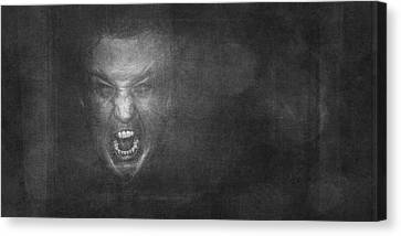 Madness Canvas Print by Scott Norris