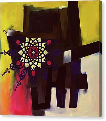 Malik Ul Mulk 512 3 Canvas Print by Mawra Tahreem
