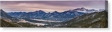 Many Parks Pano Canvas Print by Darren White