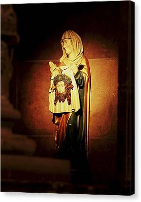 Mary Magdalene  Canvas Print by Chris  Brewington Photography LLC