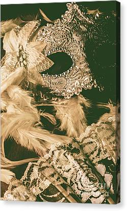 Masking A Playwright Canvas Print by Jorgo Photography - Wall Art Gallery
