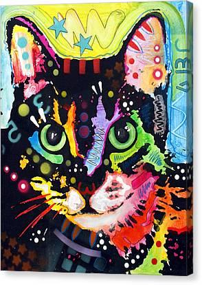 Maya Canvas Print by Dean Russo