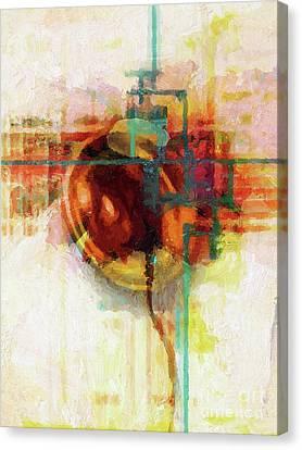 Meeting Point Canvas Print by Lutz Baar
