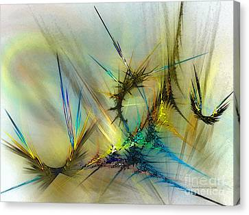 Metamorphosis Canvas Print by Karin Kuhlmann