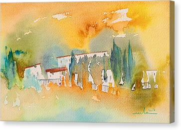 Midday 07 Canvas Print by Miki De Goodaboom