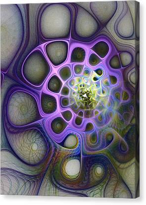 Mindscapes Canvas Print by Amanda Moore