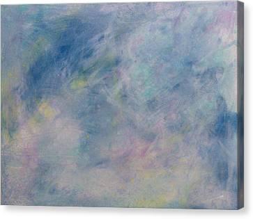 Minimal 9 Canvas Print by James W Johnson