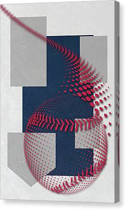 Minnesota Twins Art Canvas Print by Joe Hamilton