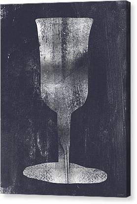 Miriam's Cup - Art By Linda Woods Canvas Print by Linda Woods