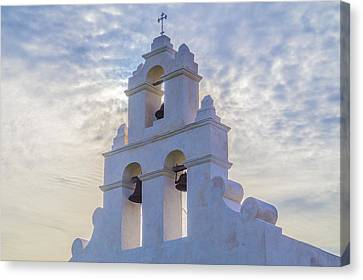 Mission San Juan Capistrano Canvas Print by Craig David Morrison