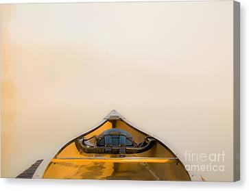 Mist Canvas Print by Chris Mason