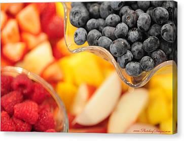 Mixed Fruit 6904 Canvas Print by PhotohogDesigns