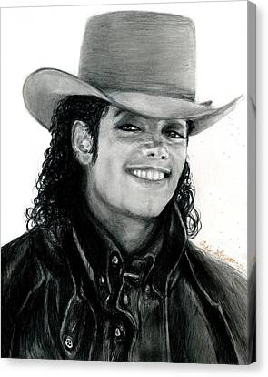 Mj Ranch Style Canvas Print by Carliss Mora
