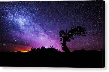Moab Skies Canvas Print by Chad Dutson