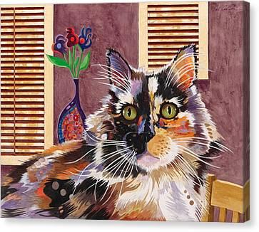 Monet Canvas Print by Bob Coonts