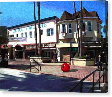 Morning Light Canvas Print by Snake Jagger