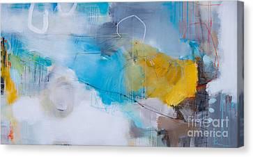 Mornings Feeling-2 Canvas Print by Ira Ivanova