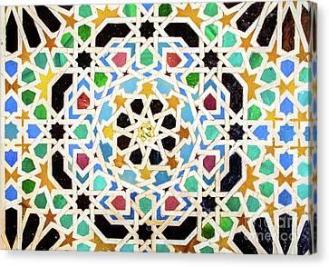 Mosaic Canvas Print by Juan Carlos Ballesteros