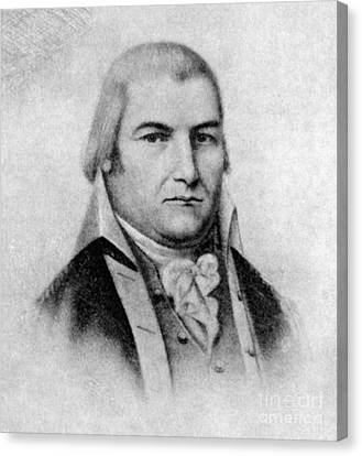 Moses Cleaveland (1754-1806) Canvas Print by Granger