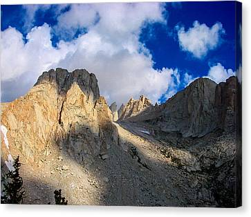 Mount Whitney Trail Canvas Print by Scott McGuire