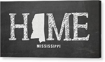 Ms Home Canvas Print by Nancy Ingersoll