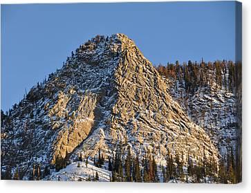 Mt. Royal Canvas Print by Tobin Truslow