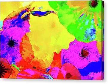 Multitasking Canvas Print by Ches Black