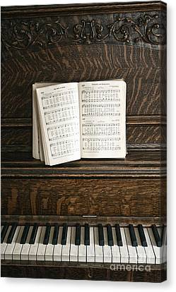Music Canvas Print by Margie Hurwich