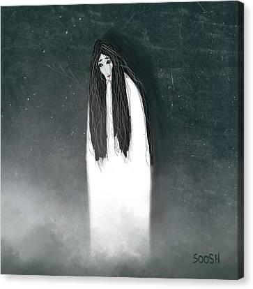 My Angel Canvas Print by Soosh