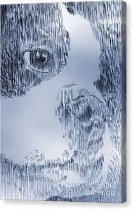 My Friend Canvas Print by Robbi  Musser