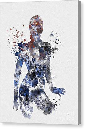 Mystique Canvas Print by Rebecca Jenkins