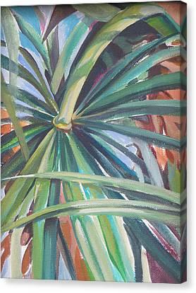 Nature Canvas Print by Julie Orsini Shakher