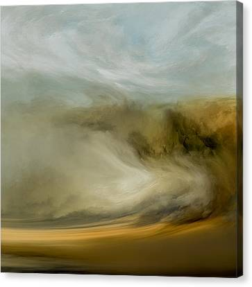 Natures Wrath Canvas Print by Lonnie Christopher