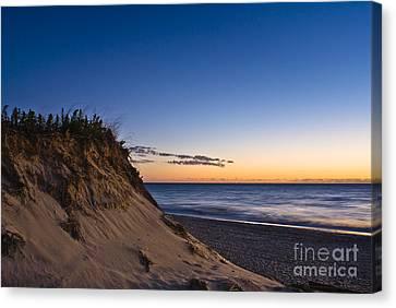Nauset Beach Sunrise Canvas Print by John Greim