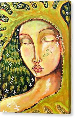 New Life Canvas Print by Shiloh Sophia McCloud