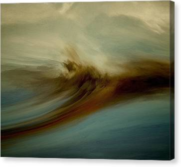 New Wave Canvas Print by Lonnie Christopher