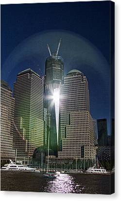 New World Trade Center Canvas Print by David Smith