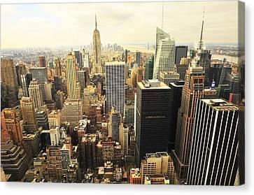 New York Canvas Print by Svetlana Sewell
