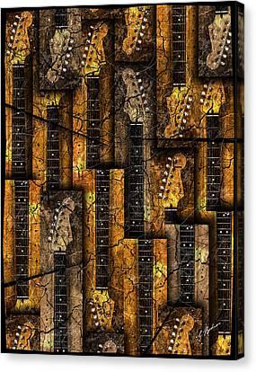 Nexs Canvas Print by Gary Bodnar