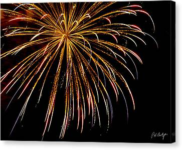 Night Colors Canvas Print by Phill Doherty