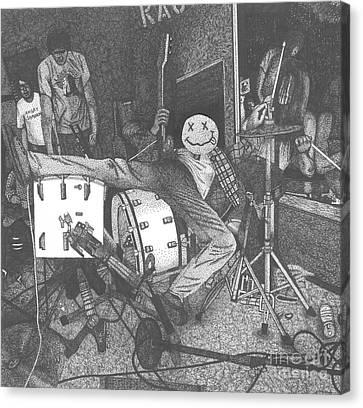 Nirvana Canvas Print by Mark Richardson