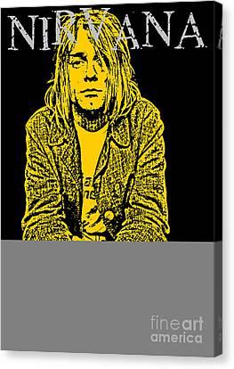 Nirvana No.07 Canvas Print by Unknow