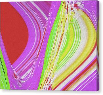 Nixo Nixolas,abstract #004 Canvas Print by Nixo Nixolas