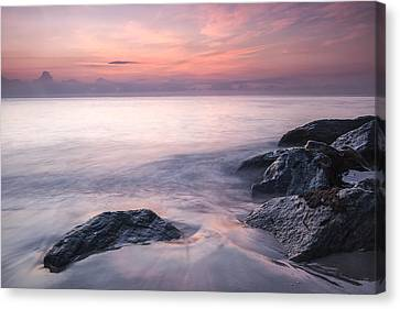 No Troubles Canvas Print by Jon Glaser