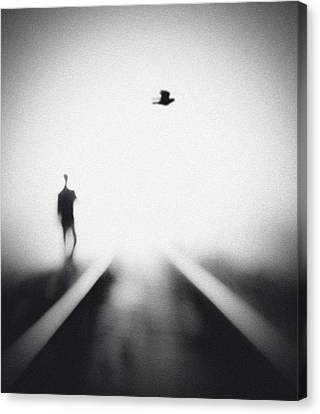 Nocturne Canvas Print by Hengki Lee