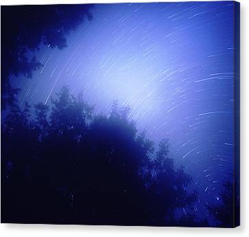 North Star Canvas Print by Benjamin Garvey
