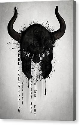 Northmen Canvas Print by Nicklas Gustafsson