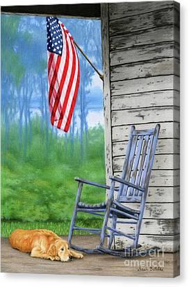 Come Home Canvas Print by Sarah Batalka