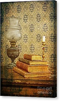 Nostalgic Memories Canvas Print by Heiko Koehrer-Wagner